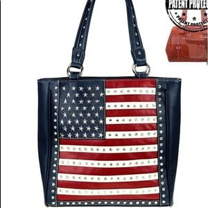 Montana West American Pride Concealed Carry Purse